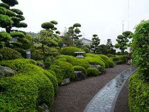 ゆうわ-庭園